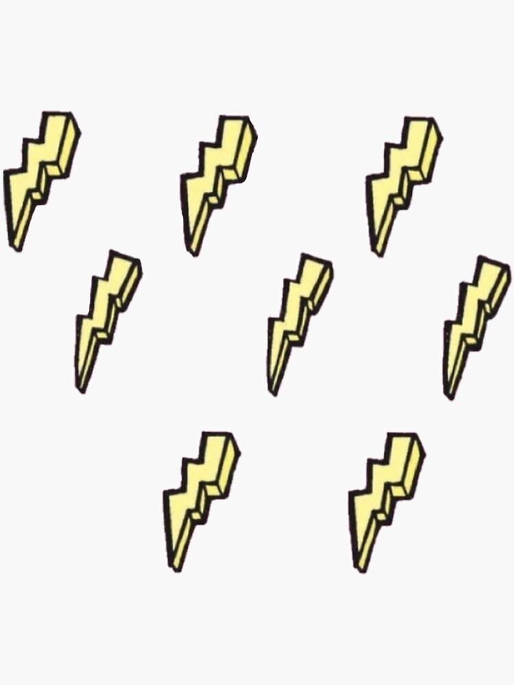 lightning bolt by carleemarkle