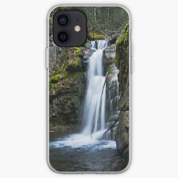 Zen Waterfall  iPhone Soft Case