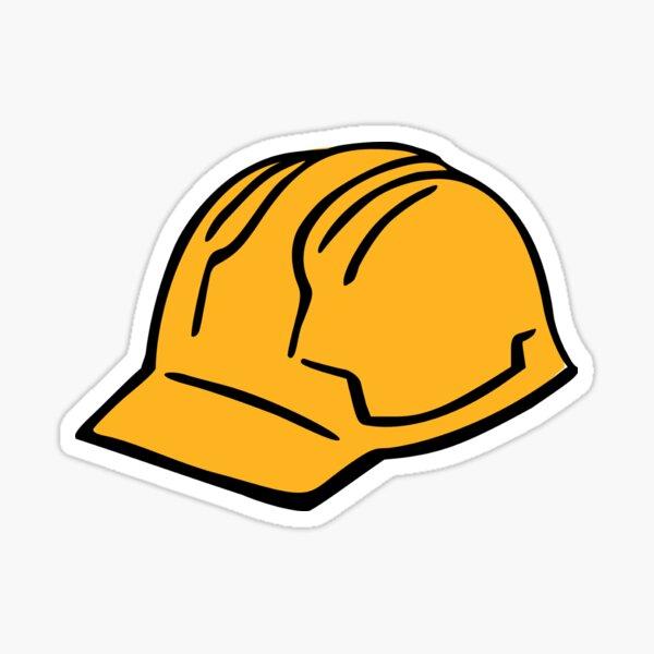 Hard Hat Humor Safety Hat Sticker H/&S Sticker Site Warning Sticker Bosses Hat
