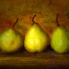 Pears by Michael  Petrizzo
