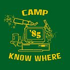 Camp Know Where by VanHand