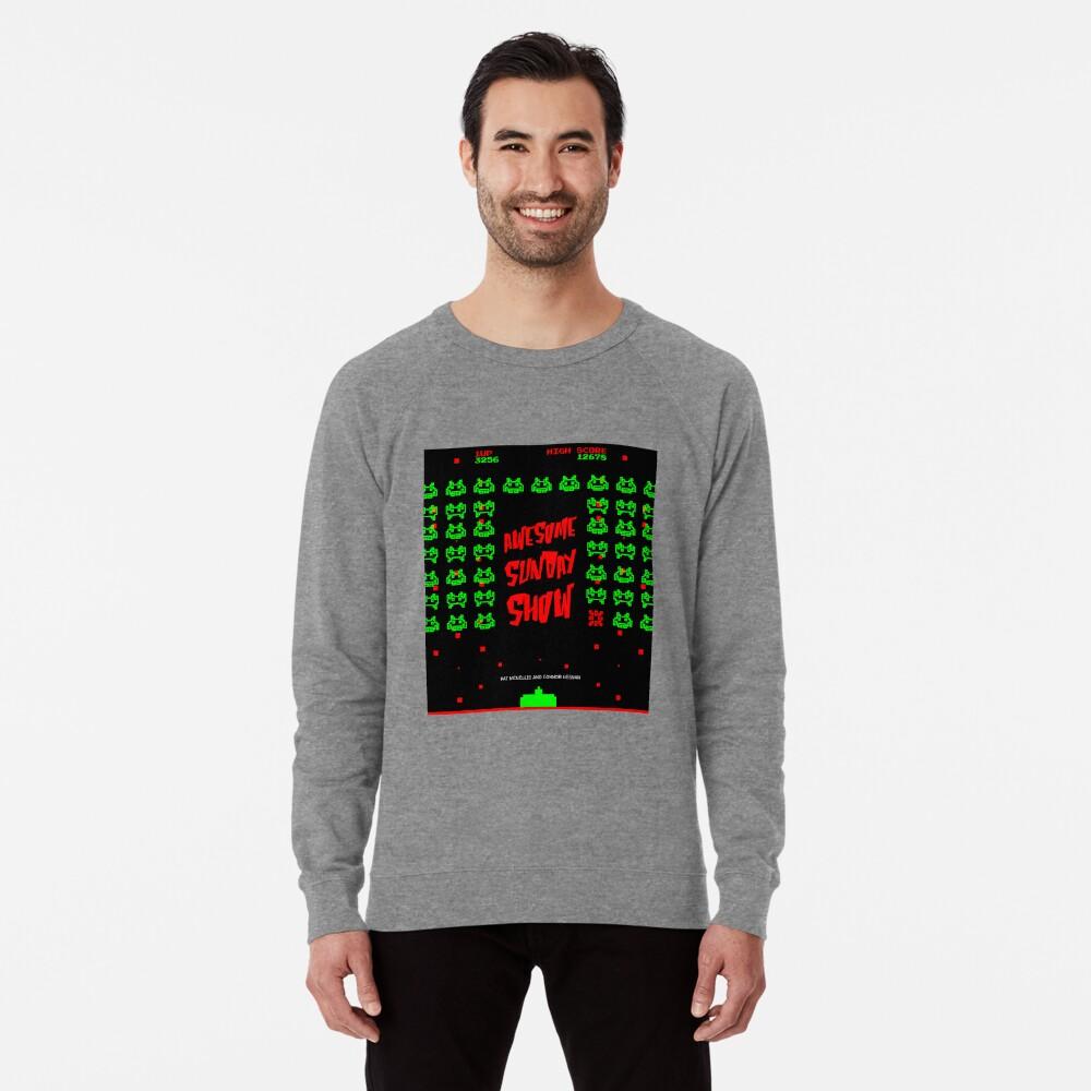 Invaders Lightweight Sweatshirt