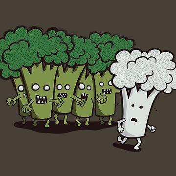 I Am Cauliflower by KentZonestar
