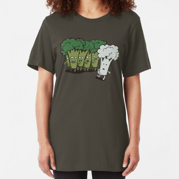 I Am Cauliflower Slim Fit T-Shirt
