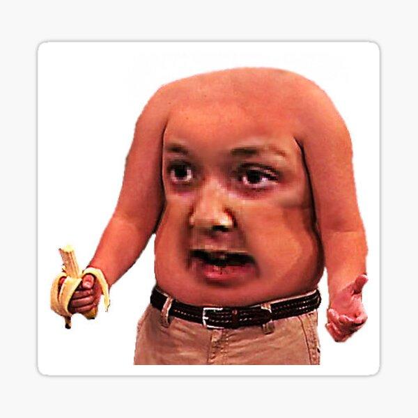 Torso Gibby Sticker
