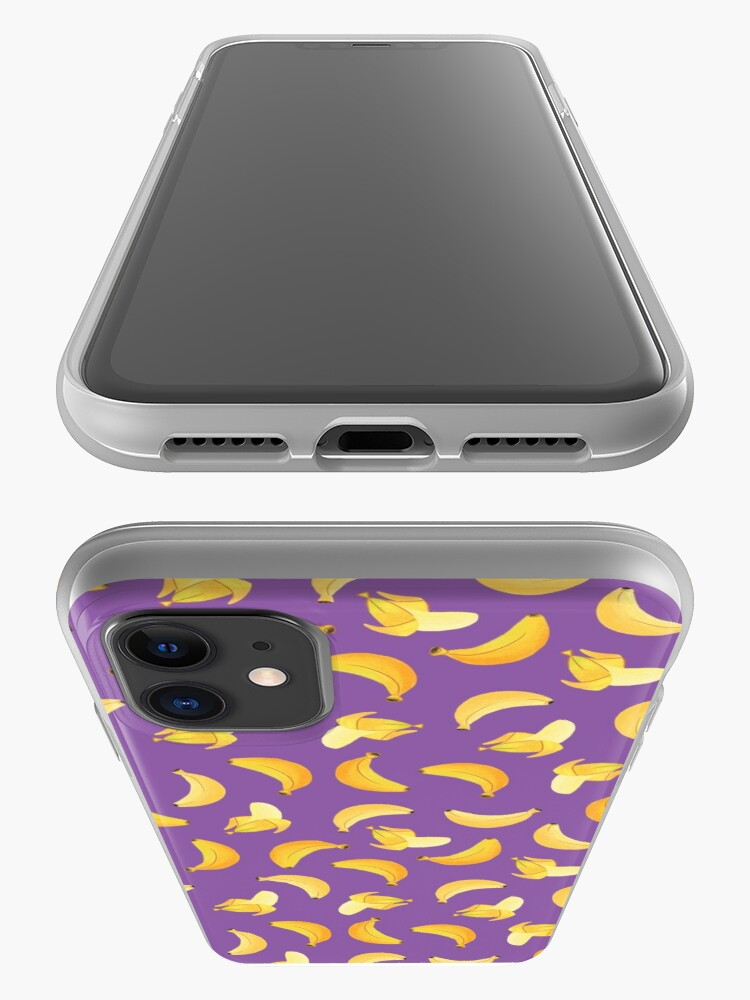 Alternate view of Bananas! iPhone Case & Cover
