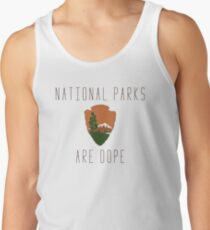 National Parks are Dope Tank Top