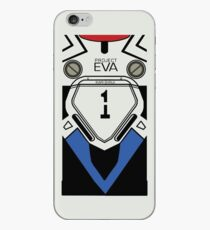 Vinilo o funda para iPhone Traje de Plugs Shinji Ikari