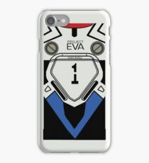 Shinji Ikari Plugsuit iPhone Case/Skin