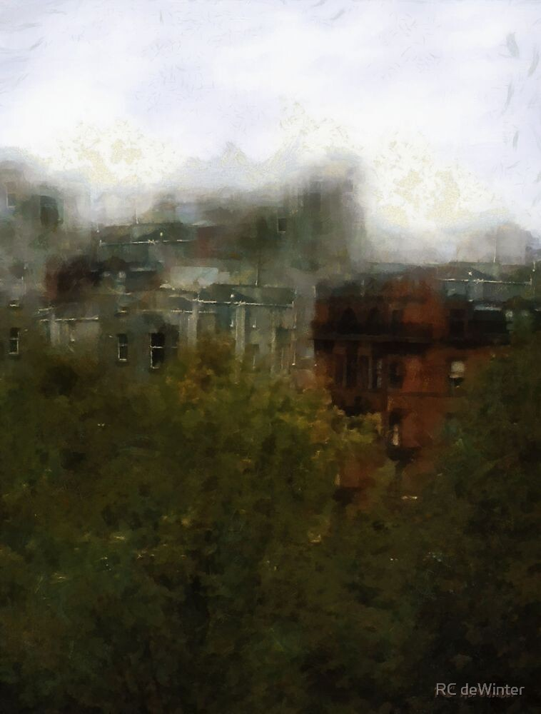 After the Blitz by RC deWinter