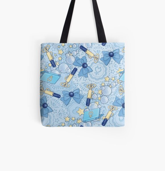 Mercury Power - Scatter Print All Over Print Tote Bag