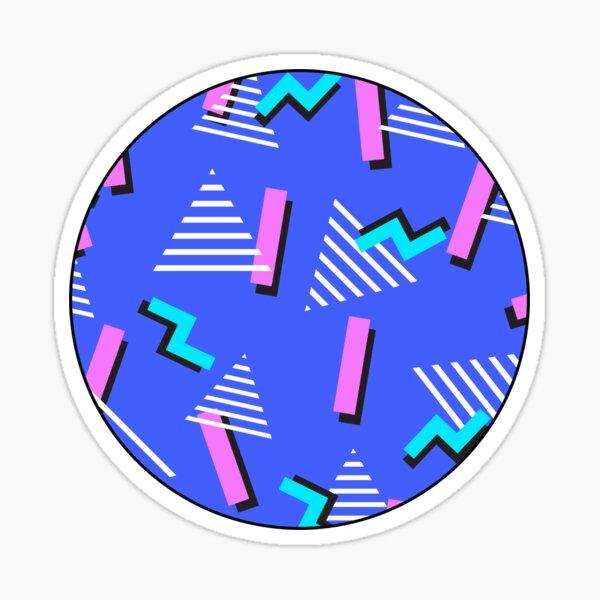 Retro x 2 Sticker