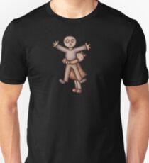 Funny Cartoon Couple Girl Hugging Boy T-Shirt