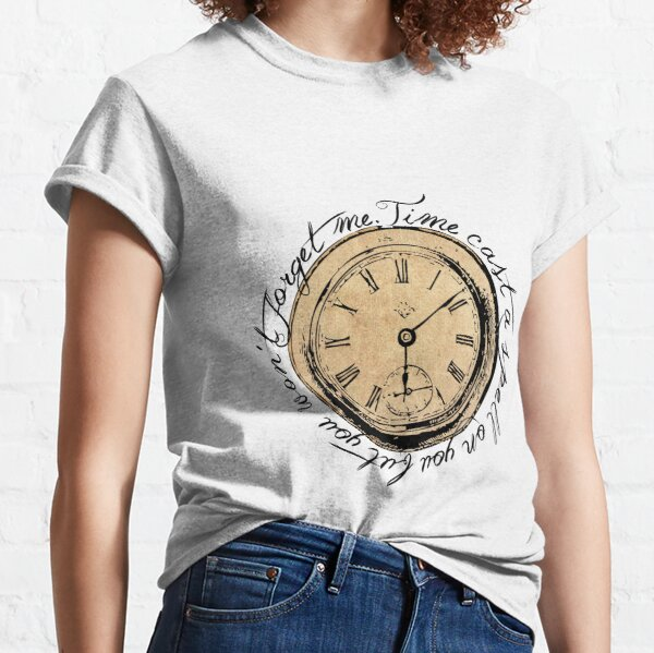Time Cast A Spell On You Classic T-Shirt