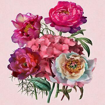 Flower garden by CatyArte