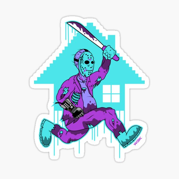Now You're Killing With Power Sticker