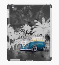Splitty Grunge (W) iPad Case/Skin