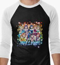 μ's (KiRa KiRa Sensation camo edit.) T-Shirt