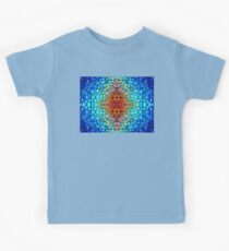 Inner Light - Abstract Art By Sharon Cummings Kids Clothes