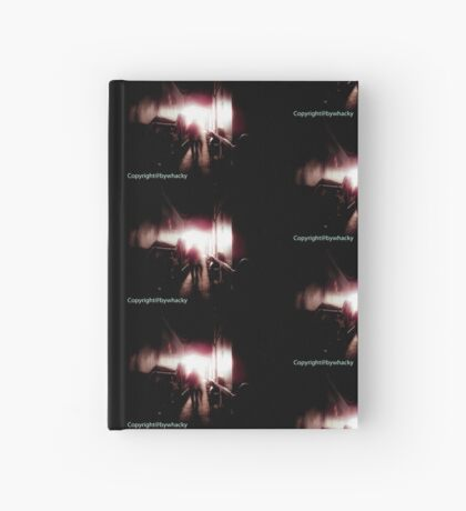 Train shed Ghost Hardcover Journal