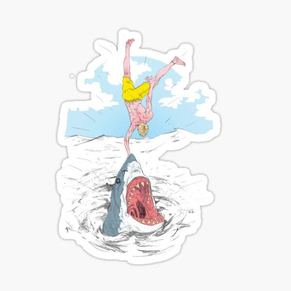 Sharkplant! Sticker