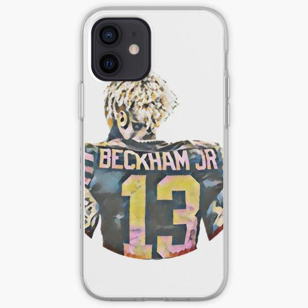 Odell Beckham Jr. Digital Art iPhone Soft Case