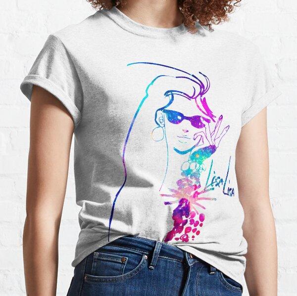 Cosmic Lisa Camiseta clásica