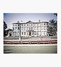Sewerby Hall, East Yorkshire. Photographic Print