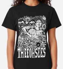 Camiseta clásica thee oh sees i need seed