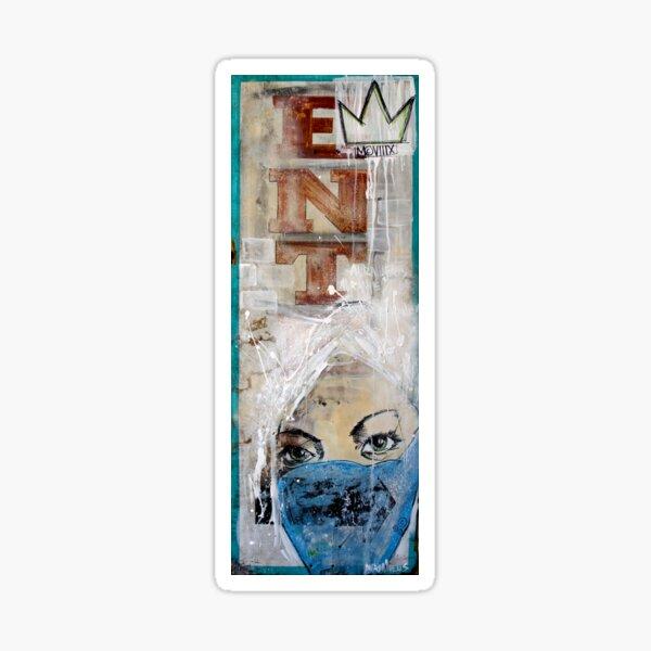 ent-mxcviii Sticker