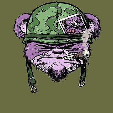 Grizzly Grunt by krisvahl