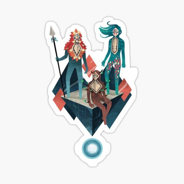 The Guardians Sticker