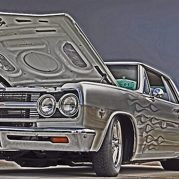 Chevy Malibu  by DiamondCactus