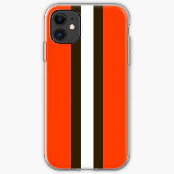 Cleveland Football  iPhone Soft Case