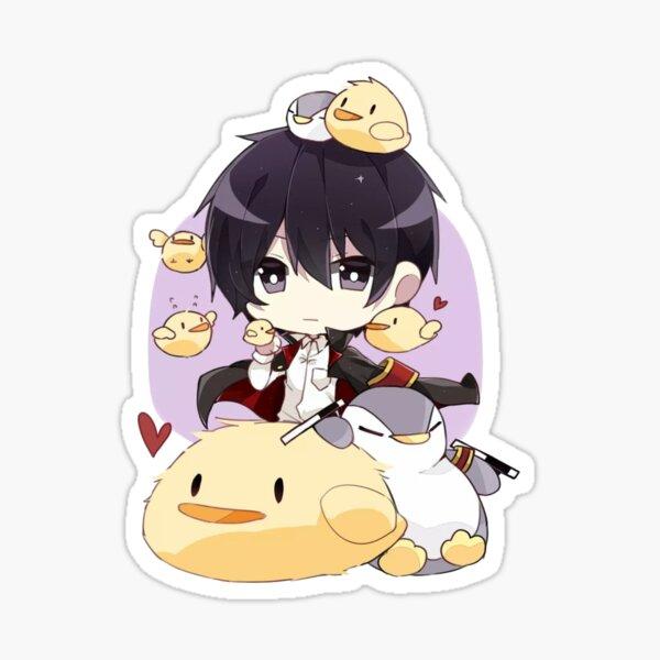 Chibi Hibari Sticker