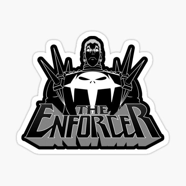 Sticker! The Enforcer Sticker