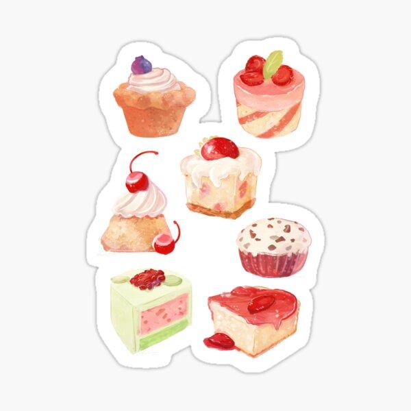 Sweets Sticker Multi Pack Sticker