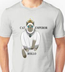 Rollo, the Cat Emperor Unisex T-Shirt