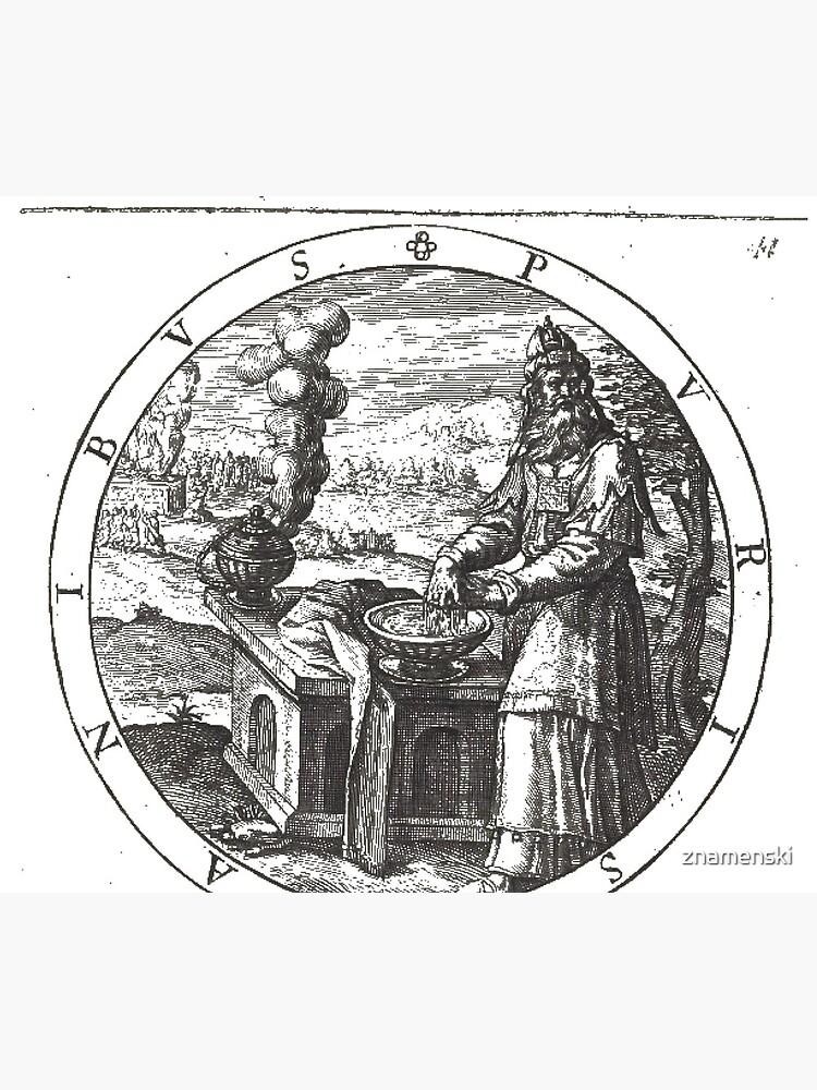 De la Theurgie Ou la Pratique Hermetique, Traite d Alchimie Spirituelle by znamenski