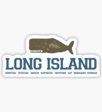 Pegatina Long Island - Nueva York.