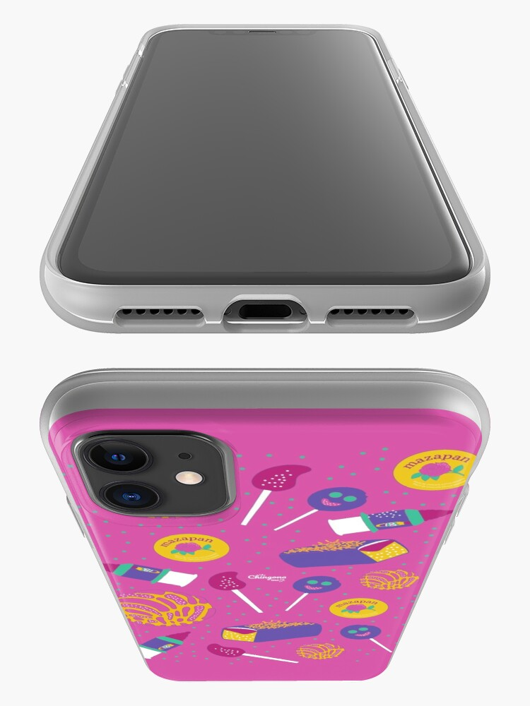 Alternate view of Dulces iPhone Case & Cover