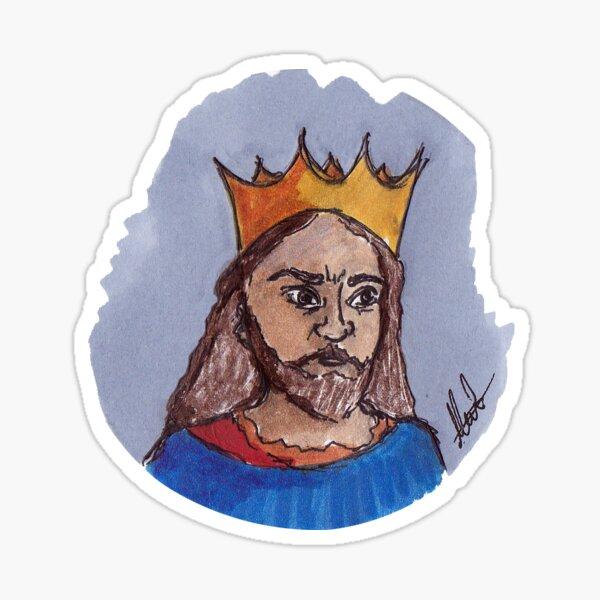King Solomon Sticker