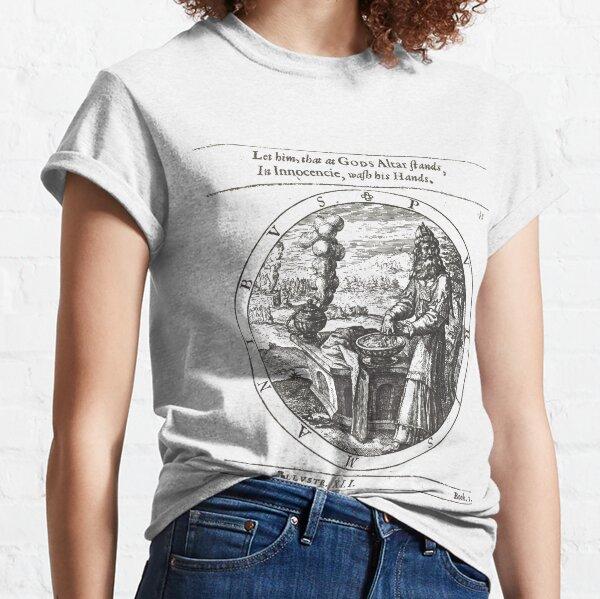 Mathematics, De la Theurgie Ou la Pratique Hermetique, Traite d Alchimie Spirituelle Classic T-Shirt