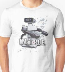 I Main R.O.B. - Super Smash Bros. T-Shirt