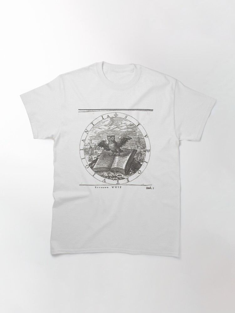Alternate view of Emblem Book Classic T-Shirt