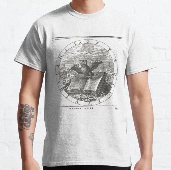 Emblem book Classic T-Shirt