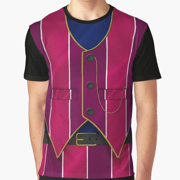 Robbie's Waistcoat Graphic T-Shirt