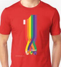 T-Shirt 1/85 (Public Office) by Jonathan Zawada  Unisex T-Shirt