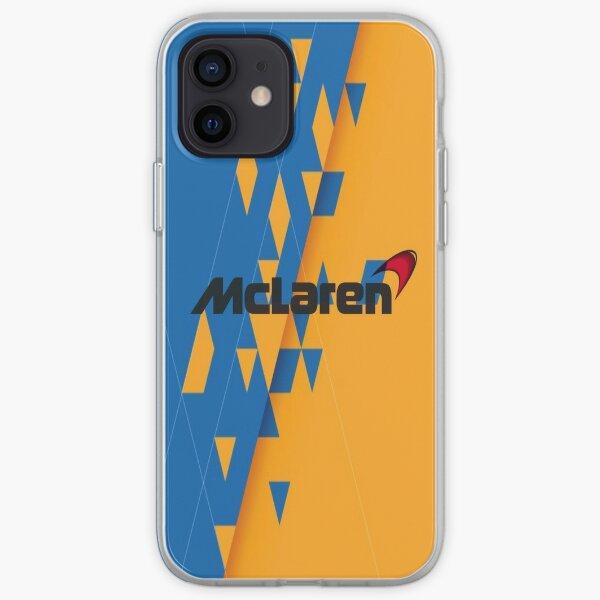 Mclaren f1 team phone case Coque souple iPhone