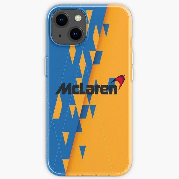 Mclaren f1 team phone case iPhone Soft Case